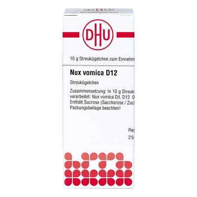 Nux Vomica D12 Globuli  bei apo-discounter.de bestellen