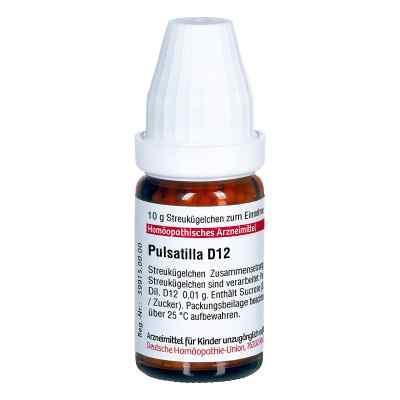 Pulsatilla D12 Globuli  bei apo-discounter.de bestellen