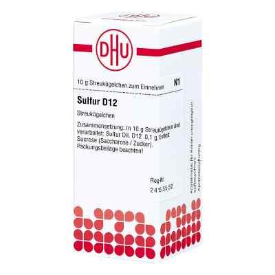 Sulfur D 12 Globuli  bei apo-discounter.de bestellen