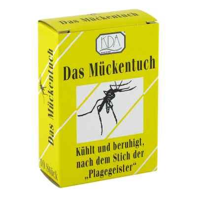 Mückentuch nach dem Stich Kda  bei apo-discounter.de bestellen