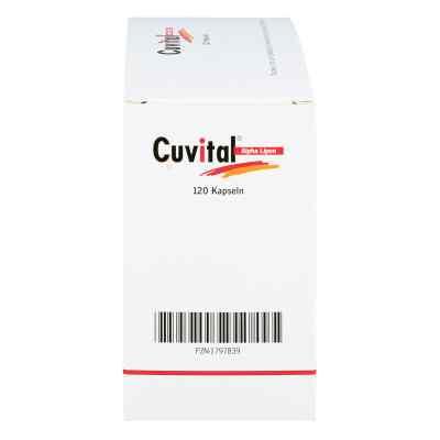 Cuvital Alpha Lipon Kapseln  bei apo-discounter.de bestellen
