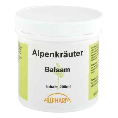 Alpenkräuter Balsam  bei apo-discounter.de bestellen