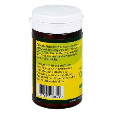 Coenzym Q10 Kapseln a 30 mg  bei apo-discounter.de bestellen