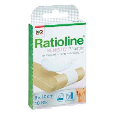 Ratioline sensitive Wundschnellverband 6 cmx1 m  bei apo-discounter.de bestellen