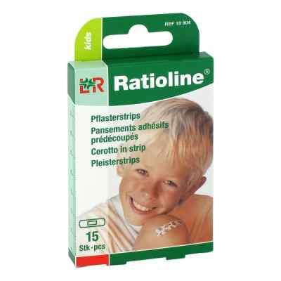 Ratioline kids Pflasterstrips PZN 01805220