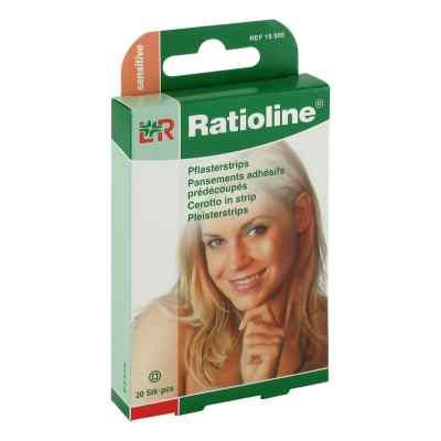 Ratioline sensitive Pflasterstrips rund  bei apo-discounter.de bestellen