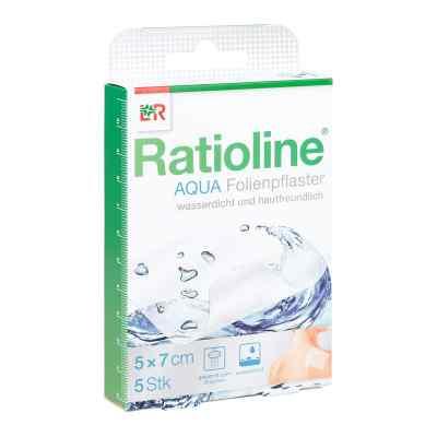 Ratioline aqua Duschpflaster 5x7 cm  bei apo-discounter.de bestellen