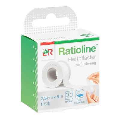Ratioline acute Heftpflaster 2,5 cmx5 m  bei apo-discounter.de bestellen