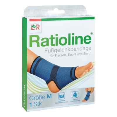 Ratioline active Fussgelenkbandage Größe m  bei apo-discounter.de bestellen