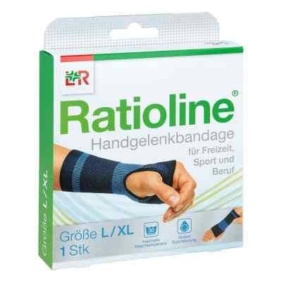 Ratioline active Handgelenkbandage Größe l/xl  bei apo-discounter.de bestellen