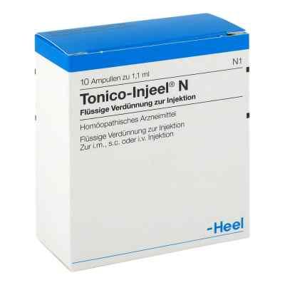 Tonico Injeel N Ampullen