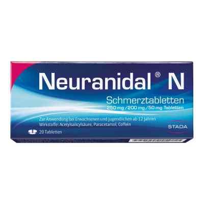 Neuranidal N Schmerztabletten  bei apo-discounter.de bestellen