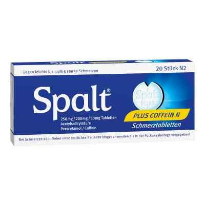 Spalt plus Coffein N Schmerztabletten