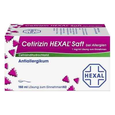 Cetirizin HEXAL bei Allergien 1mg/ml  bei apo-discounter.de bestellen
