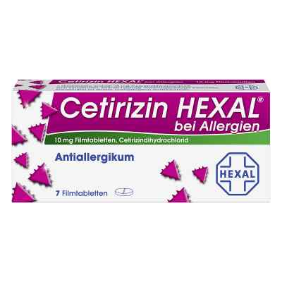 Cetirizin HEXAL bei Allergien  bei apo-discounter.de bestellen