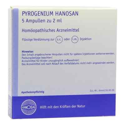 Pyrogenium Hanosan Injektionslösung  bei apo-discounter.de bestellen