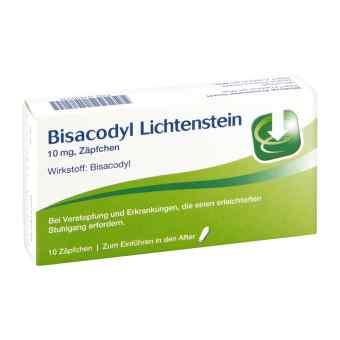 Bisacodyl Lichtenstein 10mg