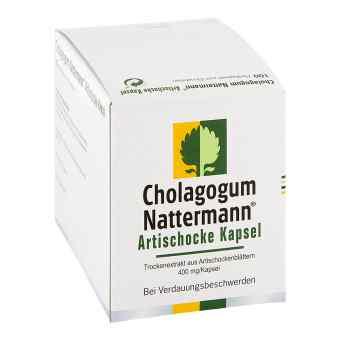 Cholagogum Nattermann Artischocke  bei apo-discounter.de bestellen