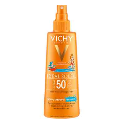 Vichy Capital Soleil Kinder Spray Lsf50