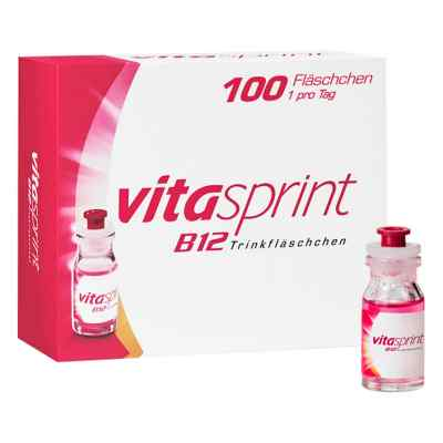 Vitasprint B 12 Trinkampullen bei apo-discounter.de bestellen