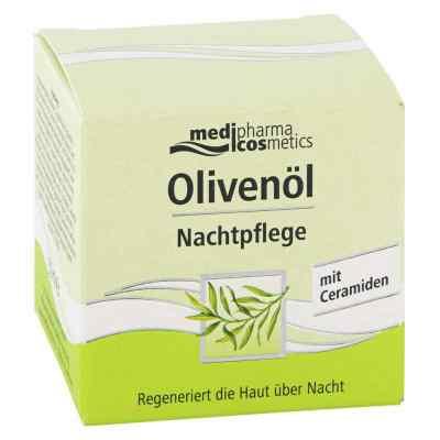 Olivenöl Nachtpflege Creme  bei apo-discounter.de bestellen