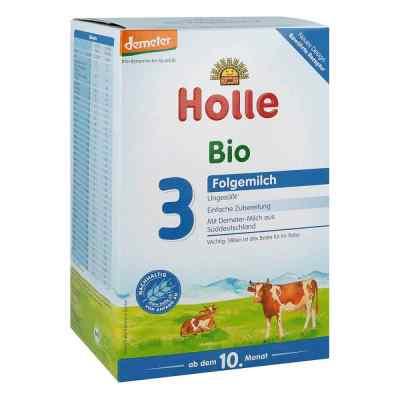 Holle Bio Säuglings Folgemilch 3  bei apo-discounter.de bestellen
