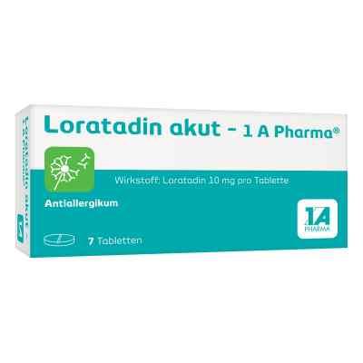 Loratadin akut-1A Pharma  bei apo-discounter.de bestellen