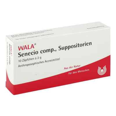 Senecio Comp. Suppositorien  bei apo-discounter.de bestellen