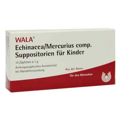 Echinacea/merc. Comp. Suppositorium  Kdr.  bei apo-discounter.de bestellen