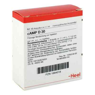 Camp D30 Ampullen  bei apo-discounter.de bestellen