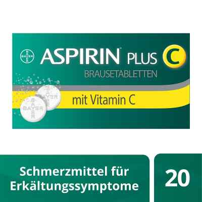 Aspirin plus C Brausetabletten  bei apo-discounter.de bestellen