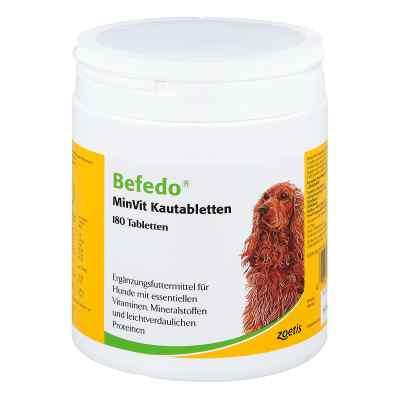 Befedo Minvit für Hunde Kautabletten