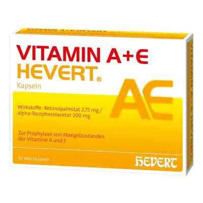 Vitamin A+e Hevert Kapseln  bei apo-discounter.de bestellen