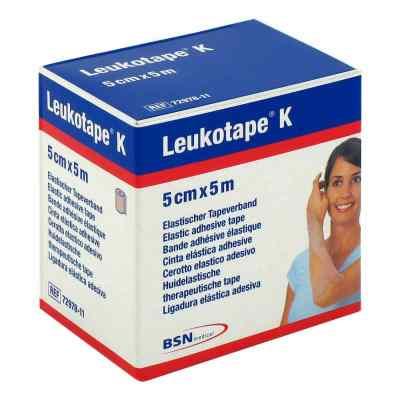 Leukotape K 5cm hautfarben  bei apo-discounter.de bestellen