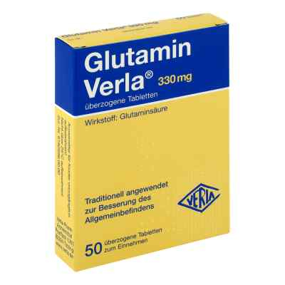 Glutamin Verla überzogene Tabletten  bei apo-discounter.de bestellen