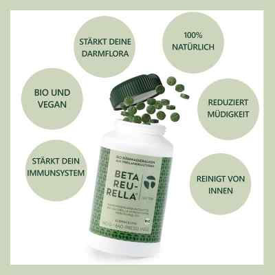 Beta Reu Rella Süsswasseralgen Tabletten  bei apo-discounter.de bestellen