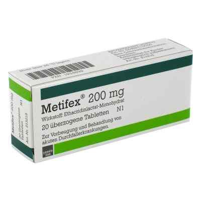 Metifex 200mg  bei apo-discounter.de bestellen