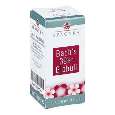 Bachblüten Bach's 39er Globuli  bei apo-discounter.de bestellen