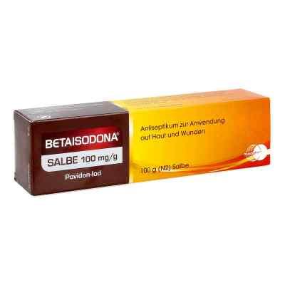 Betaisodona Salbe