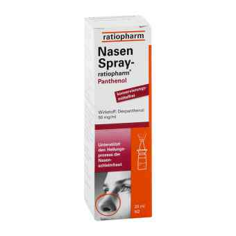 NasenSpray-ratiopharm Panthenol  bei apo-discounter.de bestellen