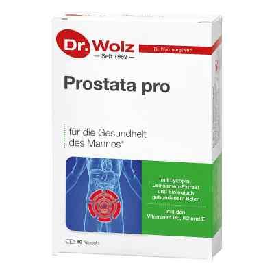 Prostata Pro Doktor wolz Kapseln  bei apo-discounter.de bestellen