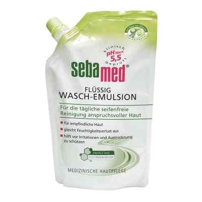 Sebamed flüssig Waschemulsion mit Olive Nachfüllpackung p.  bei apo-discounter.de bestellen