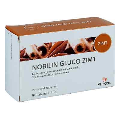 Nobilin Gluco Zimt Tabletten  bei apo-discounter.de bestellen