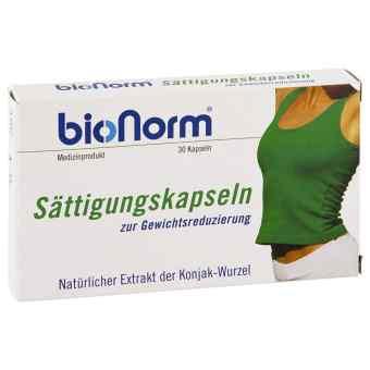 Bionorm Sättigungs-konjak-kapseln  bei apo-discounter.de bestellen