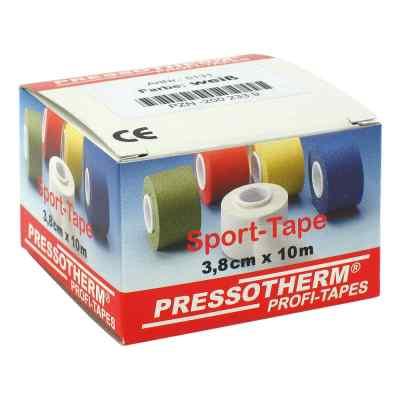 Pressotherm Sport-tape 3,8cmx10m weiss  bei apo-discounter.de bestellen