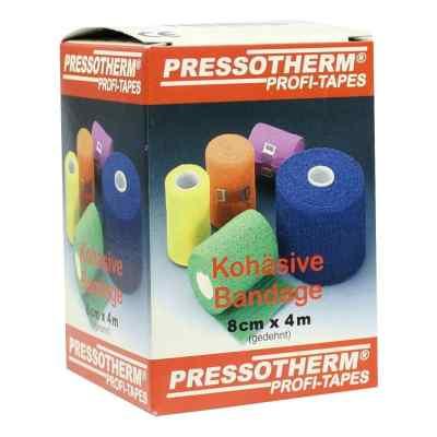 Pressotherm Kohäsive Bandage 8cmx4m gelb  bei apo-discounter.de bestellen