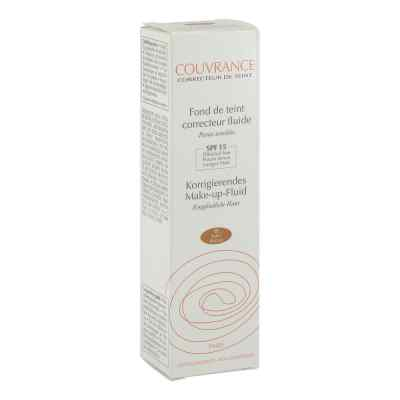 Avene Couvrance korrigier.Make up Fluid bronze