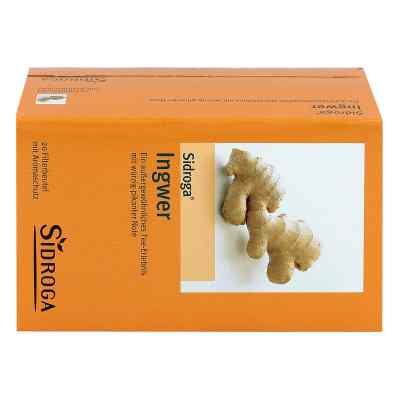 Sidroga Ingwer Tee Filterbeutel  bei apo-discounter.de bestellen