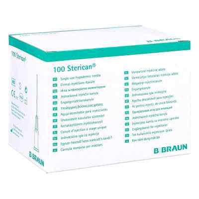 Sterican Ins.einm.kan.26gx1/2 0,45x12 mm  bei apo-discounter.de bestellen