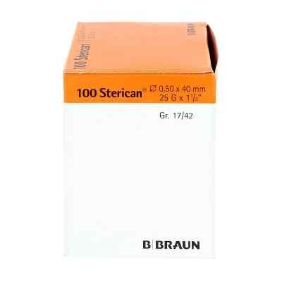 Sterican Dentalkan.luer 0,5x40  bei apo-discounter.de bestellen